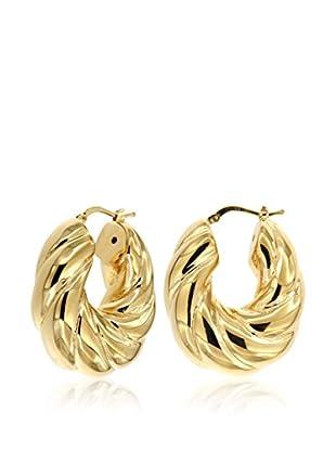 ETRUSCA Ohrringe 3.17 cm goldfarben