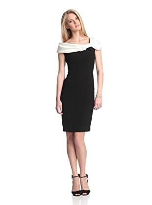 Zelda Women's Betty Dress (Ivory/Black)