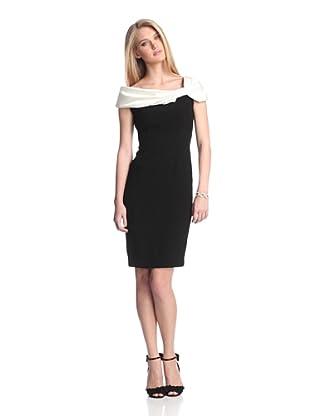 Zelda Women's Betty Dress (Ivory/Black)