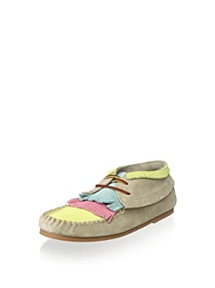 Eastland Women's Mesa 1955 Moccasin Bootie (Taupe Multi)