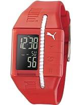 Puma Digital Black Dial Unisex Watch - PU900111002