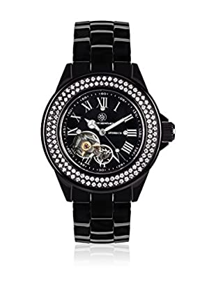 Mathis Montabon Reloj automático Woman Mm-18 La Belle Negro 38 mm