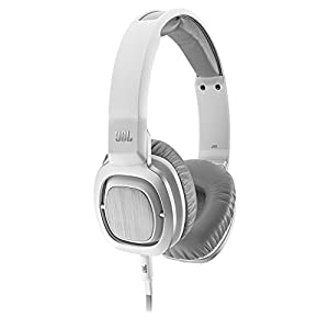 JBL J55I WHT On-Ear Headphone with Mic (White)