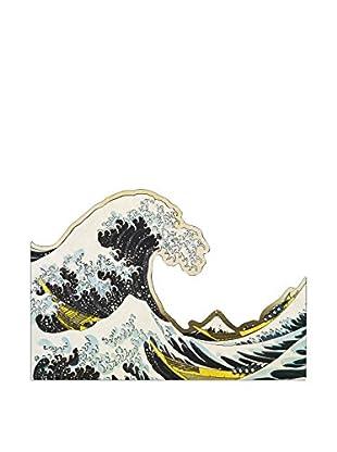 Artopweb Panel Decorativo Hokusai L`Onda