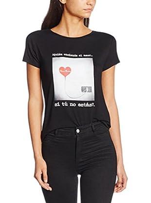 Victoria Rockera Camiseta Manga Corta