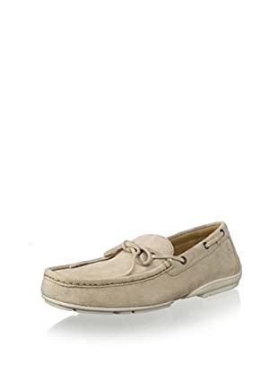 Rockport Men's Cortson Casual Driver (Taupe Suede)