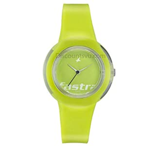 Fastrack Beach 789PP03 Wrist Watch - For Girls