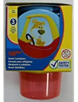 Little Tikes 3 Snack Containers - 4 Oz