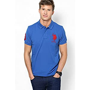 Blue Polo T Shirts