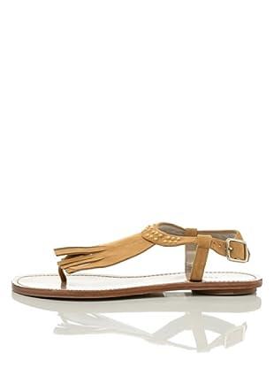 Furla Sandalette (Camel)