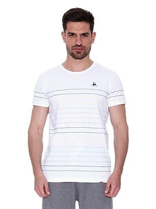 Le Coq Sportif Camiseta Elorn (Blanco)