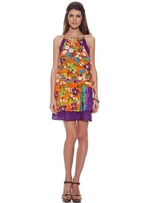 HHG Vestido Ebano (Naranja)