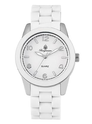 Burgmeister Herren-Armbanduhr XL Avalon Analog Quarz Silikon BM902-186