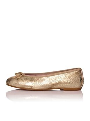 Bisué Bailarinas Panal (Oro)