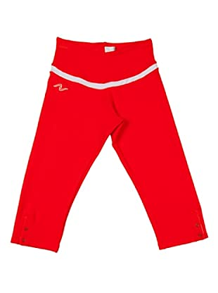 Naffta Pantalón Pirata Aturq (Rojo)