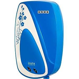 Usha Instafresh 3-Litre 3000-Watt Instant Water Heater (Solid Cyan)