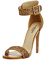 Carlton London Women's Fashion Sandals