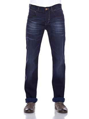 Cross Jeans Herren Jeans Antonio (Nachtblau)