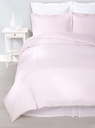 Kumi Basics by Kumi Kookoon Silk Duvet Cover Set (Powder Puff)