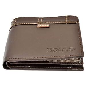 Je Porte Roots 3 Men's Wallet-Brown
