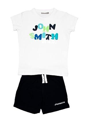 John Smith Conjunto Bellido (Blanco)