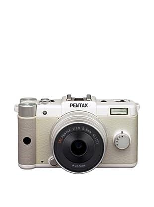 Pentax Q Cámara EVIL de 12.4 Mp (objetivo(s) 5-15mm f/2.8, zoom óptico 3x, sensor CMOS 1/2.3