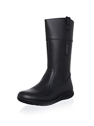 Billowy Kid's Classic Tall Boot (Black)