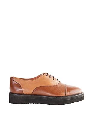 Springfield Zapatos Creepers (Marrón)