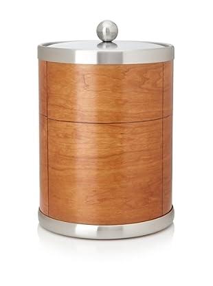 Kraftware American Artisan Wood Ice Bucket (Cherry)