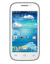 "Vox K4 3G Android KitKat 4"" Display Dual SIM Dual Camera Smartphone - White"