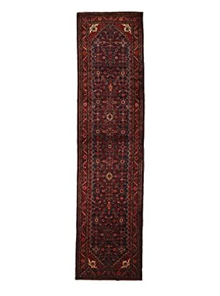 Solo Rugs Tribal Persian Rug, Red, 3' 7