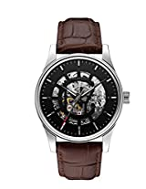 Caravelle New York  Dress Analog Grey Dial Men's Watch - 43A123