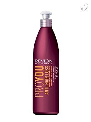 Revlon  Set 2 Pro You Especial Anti Caida Champús 350  ml