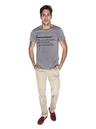 Giorgio Di Mare Camiseta Marcellus (Gris)