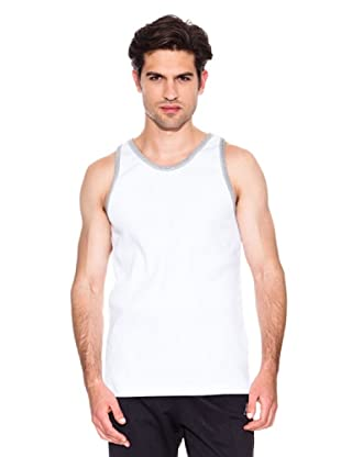 Camiseta Ribete (Blanco)