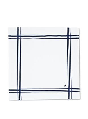 Lexington Company Servilleta Estrellas (Blanco / Azul)