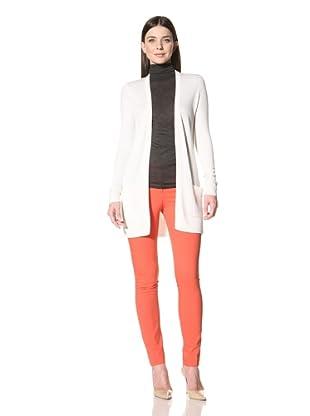 Derek Lam Women's Knit Cardigan (Ivory)