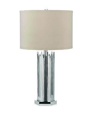 Candice Olson Lighting Trevor Table Lamp (Chrome)