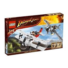 2009年9月発売のレゴ・インディージョーンズシリーズ