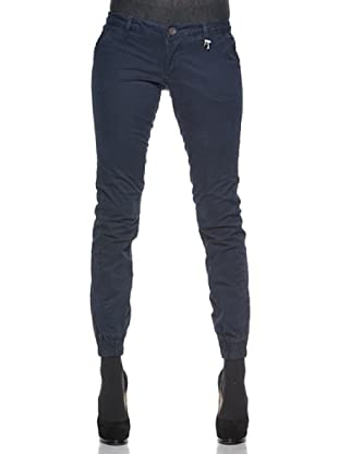Kate Cut Pantalone (Blu)