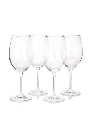 Artland Set of 4 Veritas Bordeaux Glasses