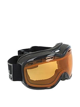 OAKLEY Skibrille OO7012-02 schwarz