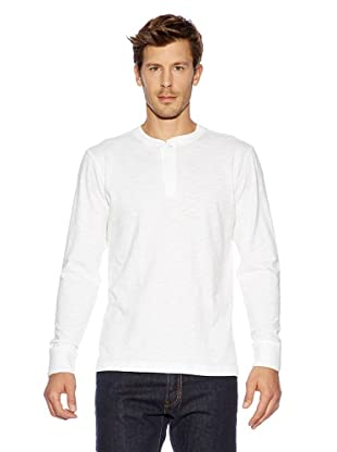 Burton Top Mns Curtis Ls (stout white)