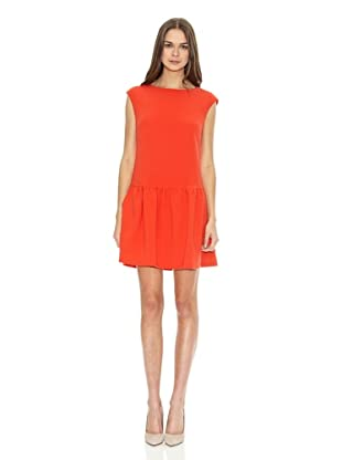 Mango Kleid Rouge (Koralle)