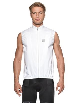 Santini Camiseta Windstopper (Blanco)