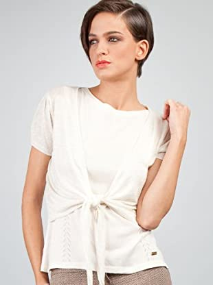 Caramelo Camiseta Leji (Crudo)