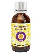Pure Peppermint Essential Oil - Mentha Piperata 30ml
