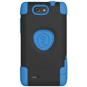 Trident Case AG-DR4-BL AEGIS Case for Motorola DROID 4 (XT894) - 1 Pack - Retail Packaging - Blue