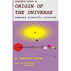 ORIGIN OF THE UNIVERSE: SCIENCE OF UNIVERSAL EVENTS: VOLUME  1