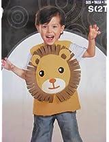 Lion easy Dress up costume